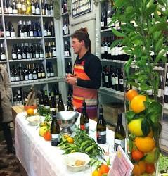 Dégustation des vins de Pierre TALAYRACH samedi 24 novembre 2012 en présence du vigneron dans nos caves de l'Argenterie